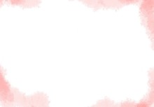 The Pink Watercolor Background...