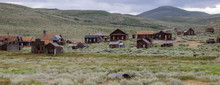 The Ghost Town Of Bodie Locate...