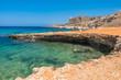Macari beach in San Vito Lo Capo, Trapani, Sicily