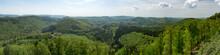 Panorma Of Middle Range Mounta...