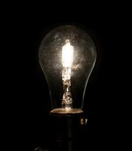 Brass Light Holder With An Ill...