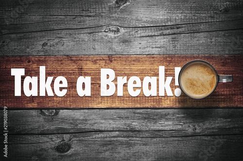 Foto Take a Break!