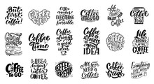 Set Of Hand Lettering Quotes W...