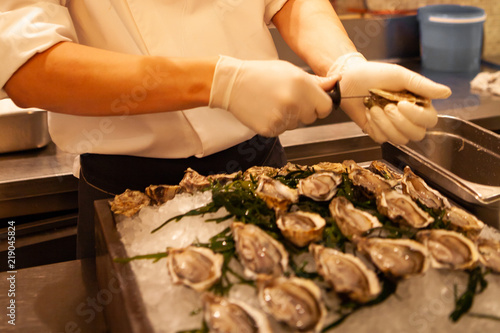 Raw oysters aphrodisiac