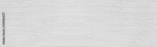 Panorama of White modern stone tile wall background and pattern Fototapet