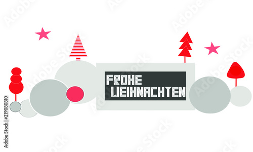 Frohe Weihnachten Band.Band Banner Frohe Weihnachten Welle Wellen Gruß Hintergrund Freiraum