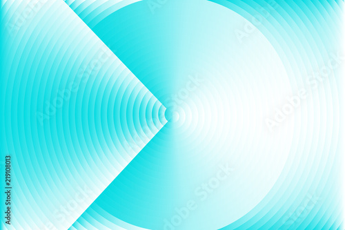 Abstract Light Blue Gradient Background Vector Illustration