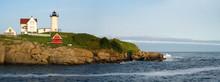Nubble Lighthouse On The Islan...