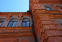 Old Red Brick Building, Khabar...