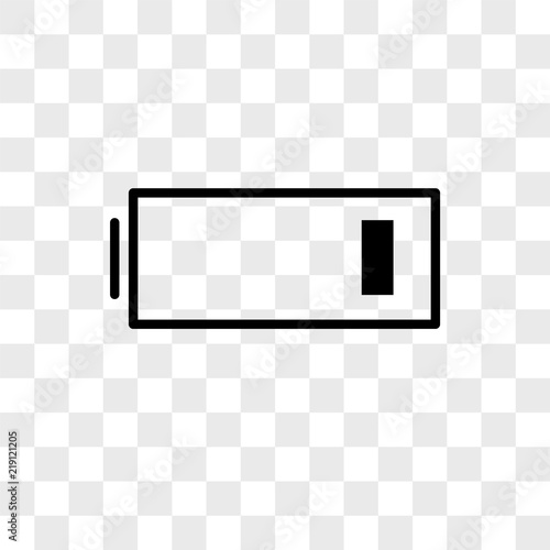low battery vector icon on transparent background low battery icon buy this stock vector and explore similar vectors at adobe stock adobe stock low battery vector icon on transparent