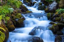 Beautiful Mountain Brook