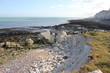 Fécamp falaises normandie