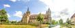 Leinwandbild Motiv Sankt Godehard Kirche, Hildesheim