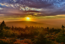 Cadillac Mountain Sunset, Acad...