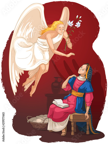 Photo The Annunciation