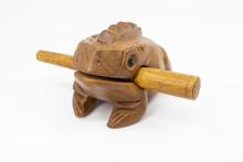 Wooden Musical Instrument - Wo...