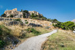 Road to the Acropolis of Lindos