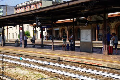 Fotografie, Obraz  Train station in Bolzano