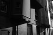 Urbane Architektur in Form von Fassaden