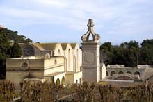 Monastery Of La Certosa On The...