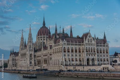 Fotografie, Obraz  Budapest