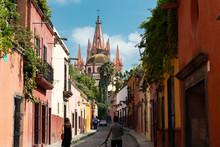 San Miguel De Allende Is A Pea...