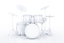 Professional Rock Drum Kit In ...