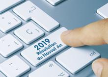 Résolution Du Nouvel An 2019