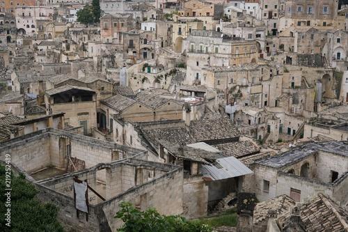 Fotografie, Obraz  Ancient town of Matera, Basilicata, Italy