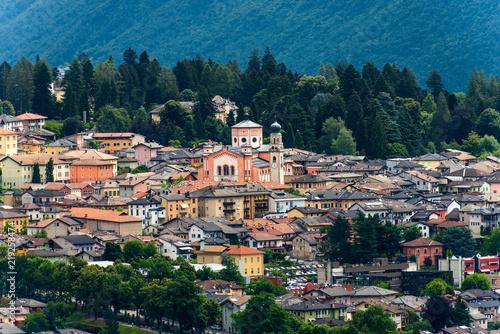 Levico Terme Town - Trentino Alto Adige Italy