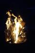Feuer im Grill 4