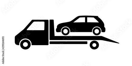 Fényképezés  samochód auto pomoc ikona