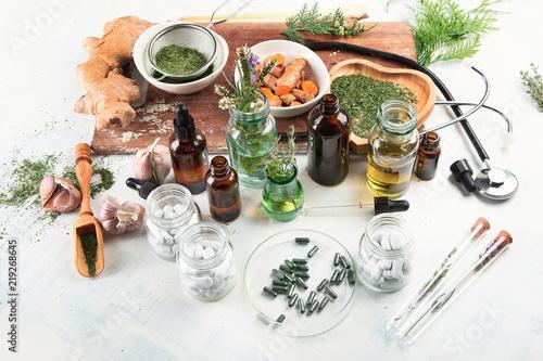 Photo  Homeopathy.