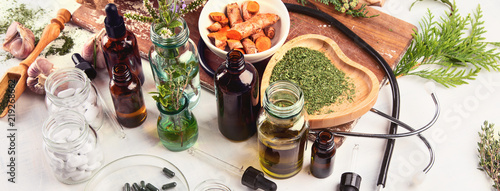 Cadres-photo bureau Graine, aromate Homeopathy.
