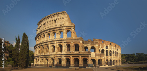 Colosseum in Rome Fototapete