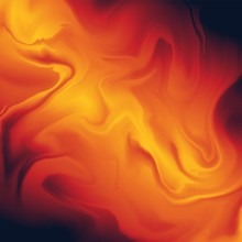 Abstract Lava Background. Divisions Of Luminous Paint. Vector Illustration