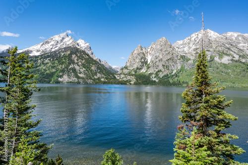 Fotografía Jenny Lake in Teton National Park, Wyoming