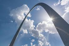 St Louis Missouri Gateway Arch