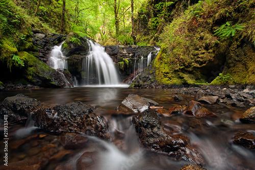 Photo Emeral Falls along Gorton Creek