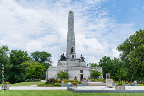 Foto  Tomb of Abraham Lincoln