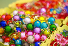 Colorful Crystal Bead