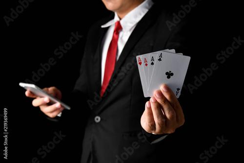 фотография  Gambling Concepts
