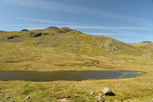 Red Tarn Beneath Crinkle Crags...