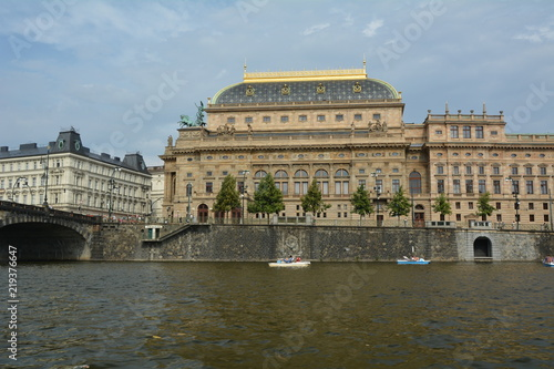 Papiers peints Opera, Theatre Das Nationaltheater in Prag
