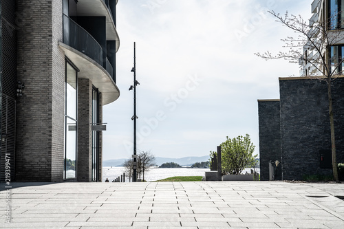 Photo  Architecture in Oslo