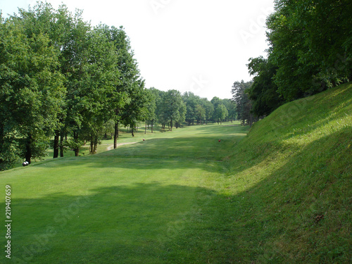 Fotografie, Obraz  Golf club