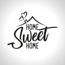 Home Sweet Home - Typography P...