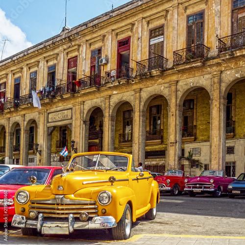 Foto op Aluminium Havana Havana, Cuba