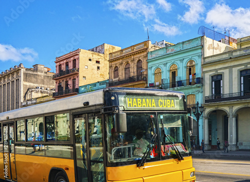 fototapeta na ścianę Havana, Cuba
