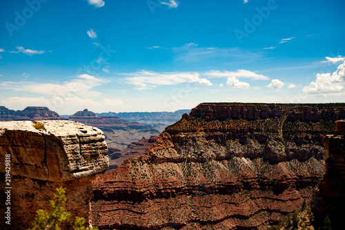 Spoed Foto op Canvas Blauwe jeans Views of the Grand Canyon
